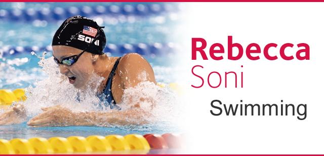 Rebecca Soni - Swimming