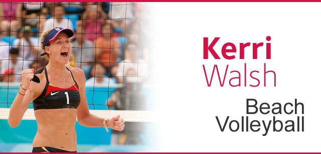Kerri Walsh - Beach Volleyball