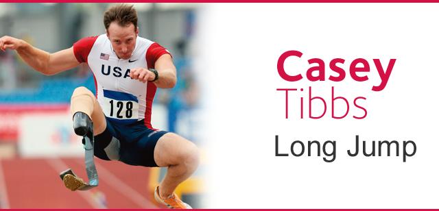 Casey Tibbs | Long Jump