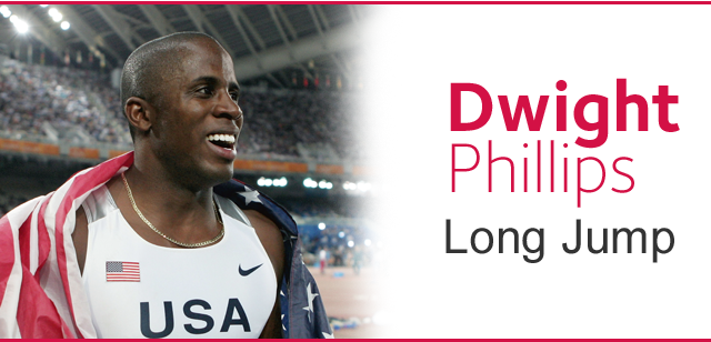 Dwight Phillips - Track and Field
