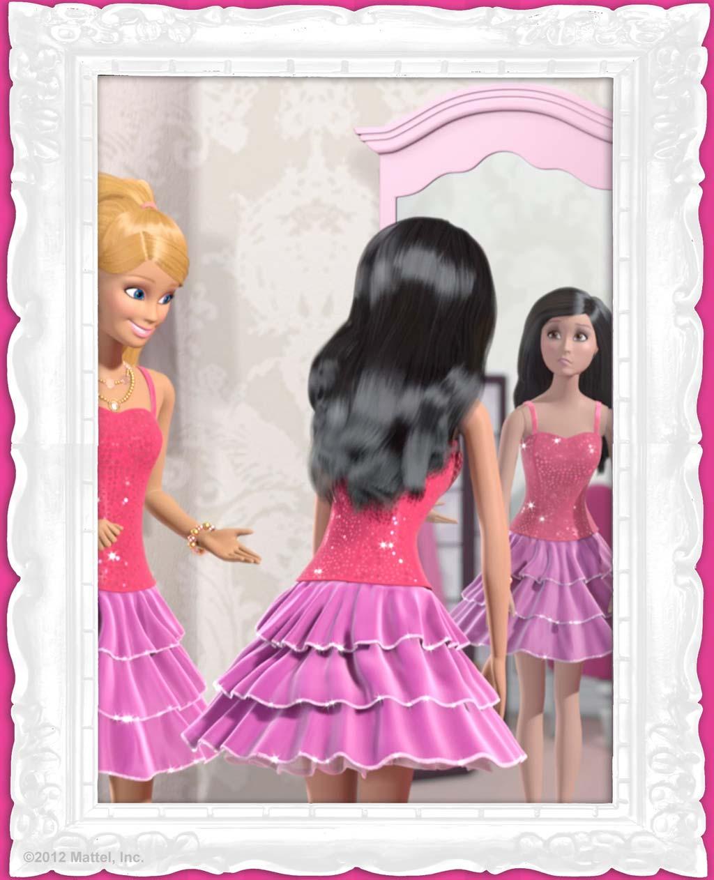 Barbie Life In The Dreamhouse Armario De Princesa : P?gina da barbie ? temporada de life in the