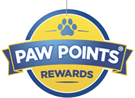 Paw Points® Rewards