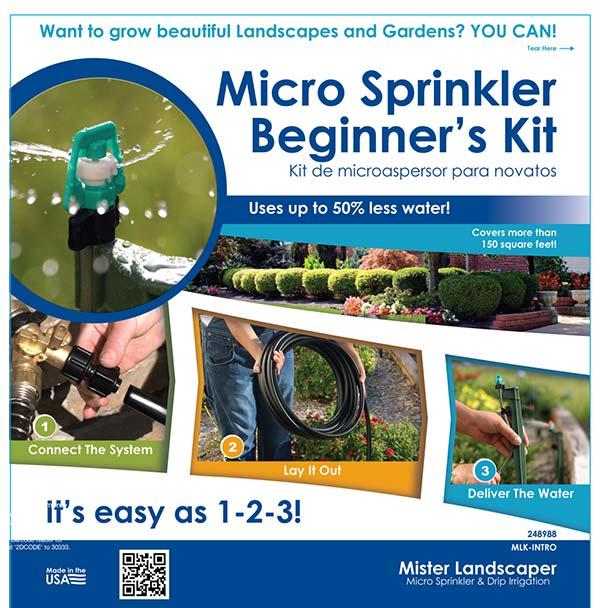 Mr Landscaper QR Code Campaign