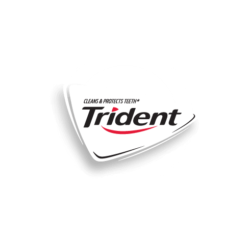Cleans & Protects Teeth* Trident