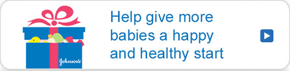 Help give more babies a happy and healthy start