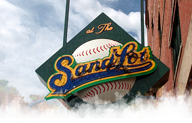 at The SandLot Brewery®