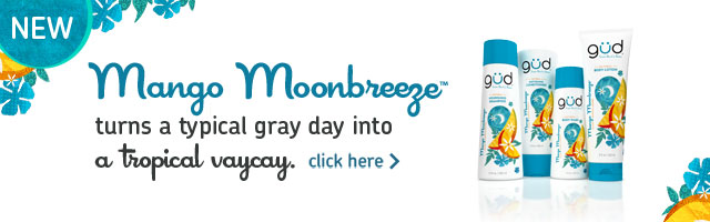 New! Mango Moonbreeze™ turns a typical gray day into a tropical vaycay. click here >
